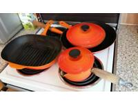 LE CREUSET set for sale