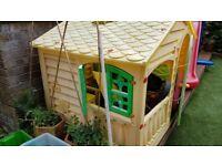 Children's playhouse for Garden