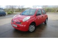 """NISSAN MICRA S 1.2//54 PLATE//FULL STAMPED SERVICE HISTORY// """" ZERO PREVIOUS KEEPER"""" 2 KEYS £1150"""