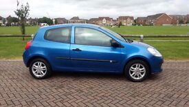 2007 Renault Clio 1.2 Manual 3Doors With 12 Month MOT PX Welcome