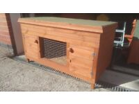 Rabbit Hutch - heavy grade timber
