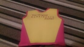 Konfidence swim jacket age 4-5