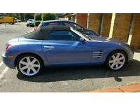 Chysler crossfire convertible 3.2