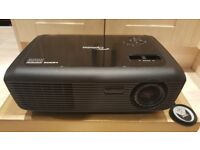 Optoma tv projector