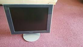 Sony LCD 15 inch computer display