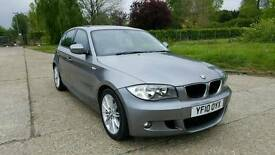 2010 BMW 2.0 118d M-Sport Only 47k Full Service History New MOT HPI Clear