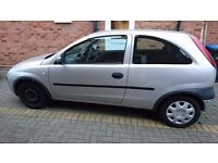 Vauxhall Corsa good car if you want a project?