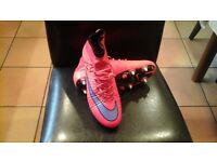 Nike Mercurial Superfly football boots - Size UK 7.5