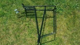 Bor Yueh bike cycle pannier carrier lightweight as new
