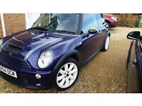 Mini cooper s R53 supercharged for swaps