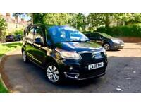 2010 Citroën c3 picasso vtr + black 1.6 diesel hdi