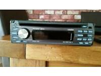Clarion car Radio/CD(and mp3) player