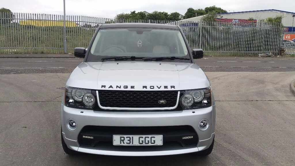 range rover sport full 2012 autobiography facelift conversion in out big spec rear dvd screens. Black Bedroom Furniture Sets. Home Design Ideas