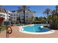Fully furnished 3 bed apartment - Sleeps 7 - Puerto Banus