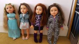 Design a friend dolls and accessories