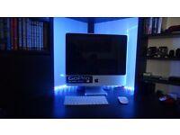 """Apple iMac 20"""" Mid 2007// 1TB External Hard Drive and 4gb Ram// Final Cut Pro X// Logic Pro X"""