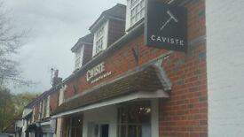 Delivery Driver - Caviste Wine Merchant, Overton - Part Time