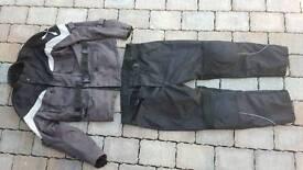NEXUS Hazard Armoured Motorcycle Suit 5xl