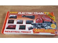 Hornby Railways Electric Train Set Industrial Freight