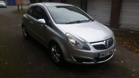 image for Vauxhall Corsa 1.4 manual with ten months mot till august 2022    £1000 no offers