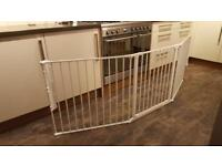 Babydan Baby Gate Large Configure