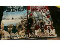 Walking Dead Comic volume 1 & 2