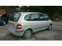 AUTOMATIC RENAULT SCENIC 1.6 PETR