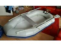Waveline 2.3m Rubber Inflatable Dinghy Boat