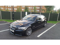2006 BMW 320 d Sport M package 210hp automatic 530d