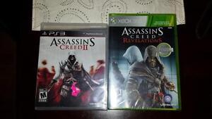 Assassin's Creed II & Revelations Gatineau Ottawa / Gatineau Area image 1