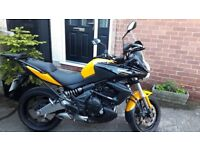 Kawasaki Versys 650 immaculate condition, added extras reference the price.