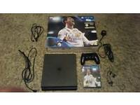 PS4 Slim 500GB (mint condition) With Fifa 18