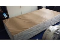Single Divan BED BASE wrapped in plastic as new just £20 free delivery uxbridge