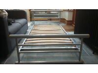 Jaybe Metal Frame Single Bed