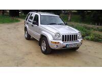 jeep cherokee crd diesel