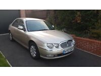 Rover 75 low mileage just 46000 ,3 owner