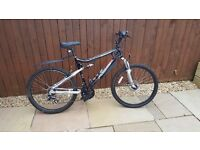 "Gents Apollo Mountain bike 21 speed 20"" frame in excellent condition"