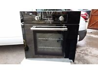 BAUMATIC B501.1BS BUILT-IN ELECTRIC OVEN IN GOOD CONDITION AND WORKING ORDER