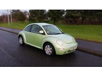 automatic beetle, swap offers can only say yes or no try me car, van