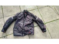 Mens Alpinestar TECH-TOURING motorbike jacket 3XL