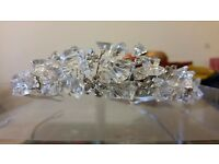 Bridal Tiara. Very Beautiful. REDUCED FOR QUICK SALE.