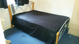£270 double room all bills incl
