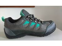 Snowdonia Waterproof Walking Shoes Size 4 (37) extra wide