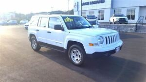2015 Jeep Patriot Sport/North - ONLY $115 BW