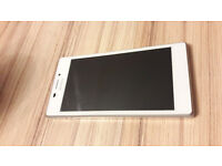 White Sony Xperia M2 Mobile Phone Locked to EE