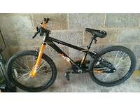 X-Rated Exile Dirt Jump Bike Excellent Condition