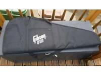 Gibson electric guitar case