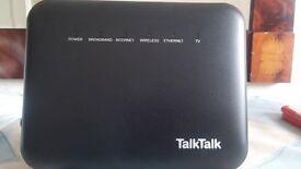 Talk Talk Brand New Router