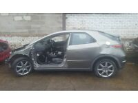Honda Civic 2007 2.2 Diesel For Breaking - CALL NOW!!! NO FRONT END!! MECHANICAL PARTS ONLY!!
