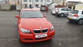 Bmw 320d full spec